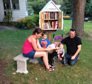 Jasper Street Little Free Library
